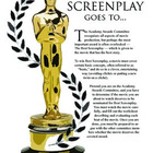 Best Screenplay Activity