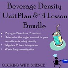 Beverage Density Unit Plan & Lab