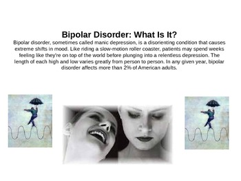Bi Polar Disorder Information