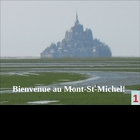 Bienvenue au Mont-Saint-Michel! French Powerpoint