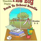 Big Back To School Bundle