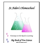 ~Big Book of Fun Science Experiments ~