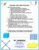 &quot;Big Ideas About Math Education&quot; Handout / Poster