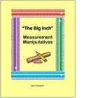 Big Inch Measurement Manipulatives (Montessori)