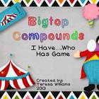 Bigtop Compounds I Have...Who Has Game