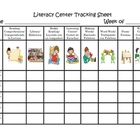 Bilingual Center Tracking Sheet