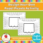 Bilingual Papel Picado Activity