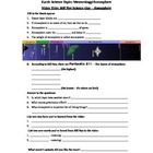 Bill Nye - Atmosphere. Video worksheet: Fun & Knowledge!