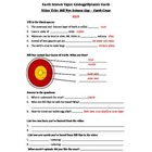 Bill Nye - Earth Crust. Video worksheet: Fun & Knowledge!