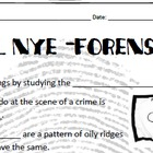 Bill Nye: Forensics