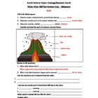 Bill Nye - Volcanoes. Video worksheet: Fun + Knowledge!