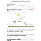 Bill Nye - Water Cycle. Video worksheet: Fun + Knowledge!