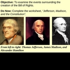 Bill of Rights Formation PowerPoint Presentation