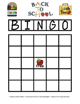 Bingo Board Bundle