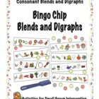 Bingo Chip Blends and Digraphs