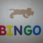 Bingo Felt Set Play Set