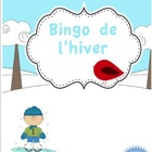 Bingo de l'hiver/ French winter bingo