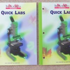 "BioSources Lab Program ""Quick Labs"" by Holt"