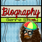 Biography Genre Study Packet