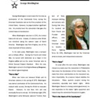 Biography: George Washington