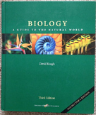 Biology: A Guide to the Natural World by David Krogh, Thir