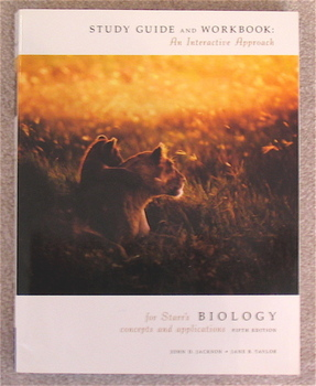 Biology: Concepts and Applications by Cecie Starr Study Guide