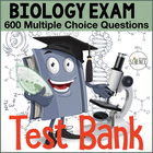 Biology First Semester Exam