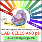 Biology Lab:  How Do Living Cells Deal With Changes in pH?