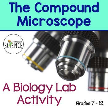 Biology Lab: The Compound Microscope