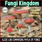 Biology Lab:  The Fungi