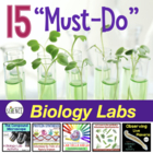 Biology Labs:  15 Must-Do Labs For a Biology or Life Scien
