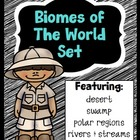Biomes of the World - Complete Set