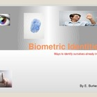 Biometric Identities