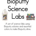 Bioputty Science Lab Packet