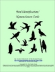 Bird Identification/ Nomenclature Cards