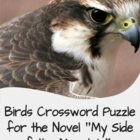 "Birds in ""My Side of the Mountain"" Crossword Puzzle"