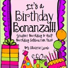 Birthday Bonanza {Celebrating Birthdays and Half Birthdays}