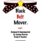 Black Belt Mover Level 1 Book