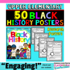 Black History Month  {40 Research Posters}