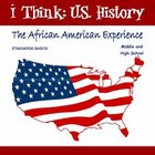 Black History Month 5 Lesson Activity Pack