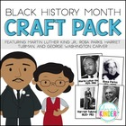 Black History Month Craft Pack