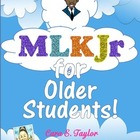 Black History Month~ MLK Jr. for Older Students