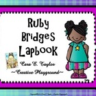 Black History Month~ Ruby Bridges Lapbook