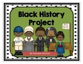 Black History Nonfiction Articles and Project