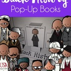 "Black History ""Pop Up Stories"" A 3-D Pop-Up Book [Educatio"
