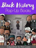 "Black History Month ""Pop Up Stories"" A 3-D Pop-Up Book [Ed"