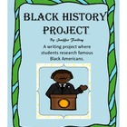 Black History Report Project