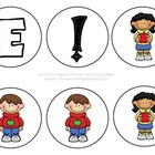 Black & Red Apple Kids Welcome Banner FREEBIE