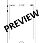 Blank Cell Phone Template - Create Your Own iPhone