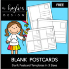 Blank Postcards (color &amp; bw)